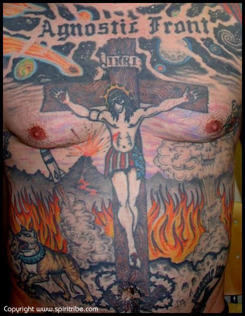 Hammerock  Spiritribe Photos Tattoos Agnostic Front