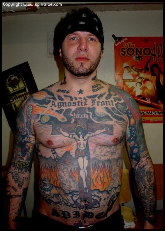 NY Hardcore Tattoos Interview with Vinnie Stigma & Mike Gallo :